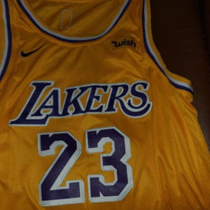 Other - LA Lakers Lebron James Jersey